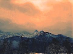 Wolken und Nebel trüben die Gipfel (a.michels1988) Tags: nature natur tirol steinplatte zillertal nebel fog clouds travel winter schnee snow berge alpen mountains österreich austria