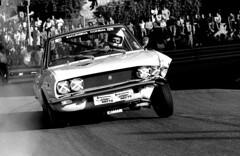 SEAT 124 1600 SC Circuito de Montjuich 1973 (Manolo Serrano Caso) Tags: seat 124 1600 sc circuito montjuich 1973 race car track montjuic