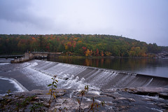 Rumford Hydro (notnyt) Tags: waterfall zeiss sony lake maine hydroelecric a7rii