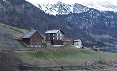 Oberhof / Wägital (Kanton Schwyz) (Bergwandern Alpen) Tags: oberhof wägital kantonschwyz ländlich bäuerlich countrified rural alpen alps