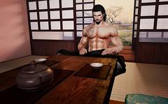 [ zen ] ([ sithas ]) Tags: sithasslade thesanguinetree secondlife zen samurai roleplay rp roleplaying japan japanese niramyth aesthetic