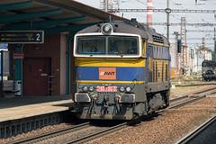 AWT 753 725 Pardubice (daveymills37886) Tags: čsd baureihe t 4783 čd awt