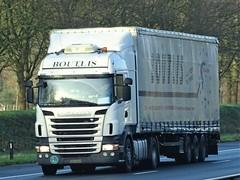 Scania R-series highline from Boutlis Greece. (capelleaandenijssel) Tags: 1ae552 truck trailer lorry camion lkw gr nethe