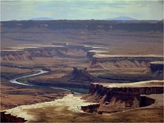 Canyonlands Nationalpark - Panorama, Utah (André-DD) Tags: utah usa unitedstatesofamerica canyonlands nationalpark canyonlandsnationalpark panorama nature stone steine gezeiten view scenery aussicht