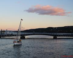 canal_martigues-2 (degun67) Tags: martigues bouches rhone provence ruelle sud canal eau eglise pont bateau ciel bleu nuage
