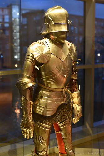 German Armour (late 15th Century)