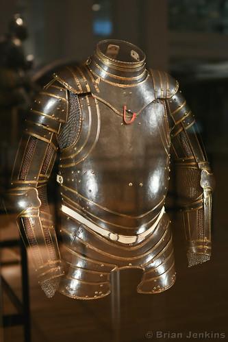 Light Cavalry Armour (c.1550-5)