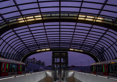 Purple Morning. (MarwanYoussef) Tags: purple morning sky awake nikon d3200 nikond3200 amsterdam netherland
