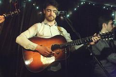 Cup O'Joe (2020) 02 - Reuben Agnew (KM's Live Music shots) Tags: bluegrass ireland cupojoe reubenagnew guitar folkonmonday theharrison