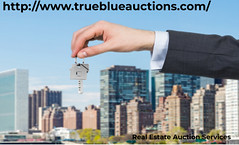 What is a Real Estate Auction? (trueblueauctions21) Tags: real estate auction services auctions