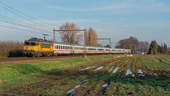 Teuge NSI 1739 DB-BER9-9 7702 IC148 Amsterdam Centraal (Rob Dammers) Tags: teuge gelderland nederland