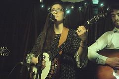 Cup O'Joe (2020) 04 - Tabitha Benedict (KM's Live Music shots) Tags: bluegrass ireland cupojoe tabithabenedict deeringbanjo resonatorbanjo banjo folkonmonday theharrison