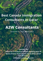 A2W Consultants (web.a2wconsultants) Tags: best canada immigration consultants qatar