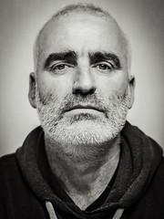 Shkelqim 2019.jpg (Equivet96) Tags: portrait sw blackwhite 8x10 largeformat canham aposymmar300 film ilfordfp4plus analog filmphotography scan epsonv800 vuescan