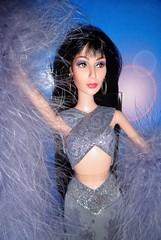 2001 Bob Mackie Cher Barbie (4) (Paul BarbieTemptation) Tags: timeless treasures cher barbie doll limited edition evening gown bob mackie designer celebrity