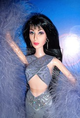 2001 Bob Mackie Cher Barbie (5) (Paul BarbieTemptation) Tags: timeless treasures cher barbie doll limited edition evening gown bob mackie designer celebrity