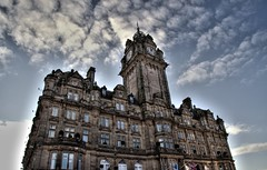 The Balmoral hotel, Edinburgh (Tony Worrall) Tags: north update place location uk visit area attraction open stream tour photohour photooftheday pics country item greatbritain britain british gb capture buy stock sell sale outside dailyphoto outdoors caught photo shoot shot picture captured ilobsterit instragram edinburgh architecture building scotland scottish county scots tourist thebalmoral hotel