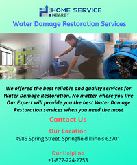 Water Damage Restoration Services (jacoalic) Tags: get most affordable a hrefhttpswwwhomeservicenearbycomwaterdamagerestorationphp water damage restoration services from us we available 247 proceed with work done just take good decision by calling 18772242753
