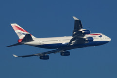 G-CIVF, London Heathrow, February 23rd 2019 (Southsea_Matt) Tags: gcivf britishairways oneworld boeing 747436 egll lhr londonheathrow greaterlondon england unitedkingdom canon 80d february 2019 winter transport aeroplane jetplane airplane plane aircraft aviation vehicle