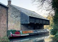 Birdswood (R~P~M) Tags: boat canal derbyshire narrowboat waterway cromford lms cromfordcanal derbys uk greatbritain england unitedkingdom londonmidlandscottish