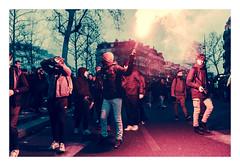 Paris riots 110120 (Ledesastre) Tags: police riots riot manifestation giletsjaunes retraites paris violence urbain anarchie anarchy protest street antifa insurrection revolution
