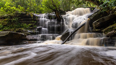 Somersby Falls - Somersby, NSW (coxydave) Tags: somersbyfalls longexposure somersby waterfall waterfalls