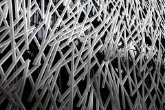 White Sticks (Mastahkid) Tags: mastahkid frankreich france nantes fassade facade weis white metall metal minimal gebäude building ontourwithmyego