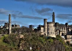 Photo of Towards Calton Hill at Edinburgh