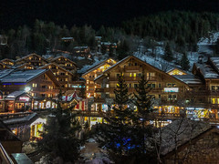 Méribel - Savoie (Jean Paul Renais) Tags: méribel savoie montagne village chalet