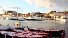 joutes_bateaux_martigues-1 (degun67) Tags: martigues bouches rhone provence ruelle sud canal eau eglise pont bateau ciel bleu nuage