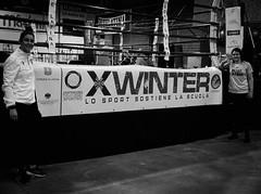 8024 - XWinter (Diego Rosato) Tags: xwinter ring giuditta alessandra boxe pugile boxing pugilato boxelatina bianconero blackwhite fuji x30 rawtherapee