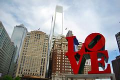 The city of brotherly love (Anselmo Portes) Tags: usa estadosunidos eua unitedstates unitedstatesofamerica philly philadelphia love lovesign lovepark amor city cidade