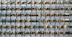 The Daily Grind (Stephen Boffey) Tags: london offices patterns