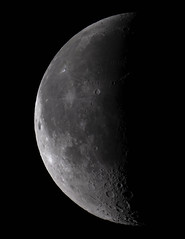 20200118 Moon (Roger Hutchinson) Tags: celestronedgehd11 celestron canonphotography canoneos6d canon craters space astronomy astrophotography london moon