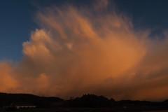Approaching storm (alanpitman703) Tags: storm cloud scotland winter achnaba argyll weather