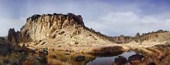 Smith Rock (Vieuxfinder) Tags: landscape panorama smithrock