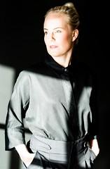Women in Black (markmeyerzurheide) Tags: shadow portrait people sun color women hamburg style mode beauty lifestyle