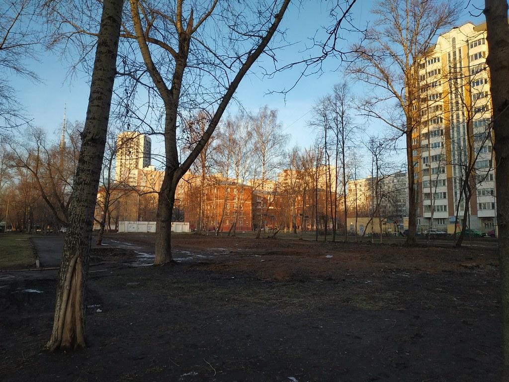 фото: Анненская улица, место где снесли дом серии II-32