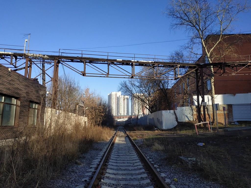 фото: Mochalskaya station, railway Cherkozovo-Elektrozavod 2020-01