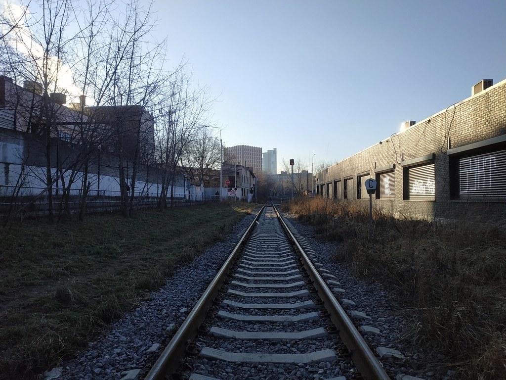фото: Mochalskaya station, line Cherkizovo-Elektrozavod 2020-01