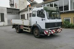 MB SK 1422 (Michaels Fahrzeugarchiv) Tags: mercedes mb lkw truck fahrzeug sk pritschenlkw flatbedtruck