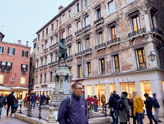 Twenty Years After Challenge: Carlo Goldoni Monument 2019 (sintasinta) Tags: outdoors architecture building exterior city famous place travel destinations facade history tourism old town square built structure international landmark san bartolomeo venice marco veneto italy europe southern italian culture ethnicity human settlement pedestrian street people tourist horizontal color image wide selective focus public residential district national local technique urban road break shot angle incidental unrecognizable person day autumn life monument cityscape