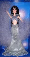 2001 Bob Mackie Cher Barbie (2) (Paul BarbieTemptation) Tags: timeless treasures cher barbie doll limited edition evening gown bob mackie designer celebrity
