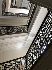 X_0855 (Menny Borovski) Tags: venice italy venezia italia architecturaldetail architecture staircase stairwell