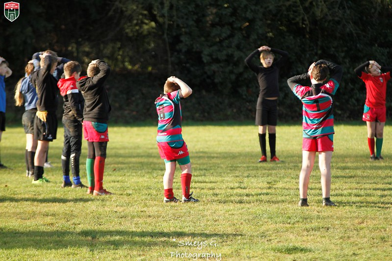 U14 BSB vs Rugby Mechelen