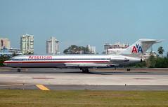 N891AA Boeing 727-223 American Airlines (Keith B Pics) Tags: n891aa 727 americanairlines keithbpics puertorico sanjuan sju boeing b727