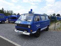 VW T3 - OV Dortmund (michaelausdetmold) Tags: volkswagen vw t3 einsatz blaulicht fahrzeug thw katastrophenschutz kats dortmund nrw