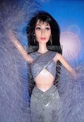 2001 Bob Mackie Cher Barbie (3) (Paul BarbieTemptation) Tags: timeless treasures cher barbie doll limited edition evening gown bob mackie designer celebrity