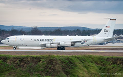 RMS   United States Air Force Boeing E-8C Joint STARS   02-9111 (Timothée Savouré) Tags: united states us air force usaf boeing 707 707300 e8 e8c joint stars 029111 ramstein etar rms afb base oldie