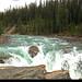 20180615_i2 Panorama of Sunwapta Falls in Jasper National Park, Alberta, Canada